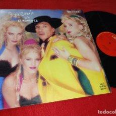 Discos de vinilo: KID CREOLE AND THE COCONUTS THE SEX OF IT (3 VERSIONES) 12'' MX 1990 CBS ESPAÑA SPAIN. Lote 211430360