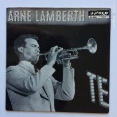 Discos de vinilo: ARNE LAMBERTH ?– MA YIDDISHE MAMA SWEDEN 1961 JOKER. Lote 211431451