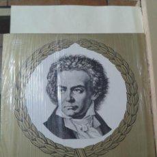 Discos de vinilo: BEETHOVEN (III CONCIERTO PARA PIANO Y ORQUESTA - M.CARIDIS - L.HOFFMANN - HUNGARICA). Lote 211431550