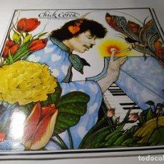 Discos de vinilo: LP - CHICK COREA – THE LEPRECHAUN - 424 605-1 (VG+ / VG+) SPAIN 1989. Lote 211431641