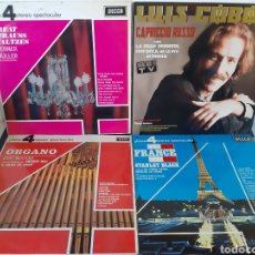Discos de vinilo: LOTE VINILOS DE MUSICA CLÁSICA.. Lote 211431655