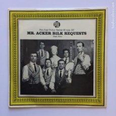 Discos de vinilo: MR. ACKER BILK'S PARAMOUNT JAZZ BAND ?– MR. ACKER BILK REQUESTS (PART TWO) UK 1959 PYE RECORDS. Lote 211431769