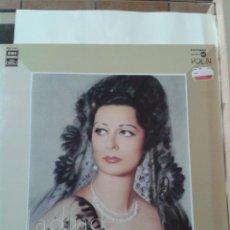 Discos de vinilo: CONCHA PIQUER - LA OBRA DE CONCHA PIQUER VOL. IV - LP. Lote 211431976