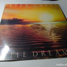 Discos de vinilo: LP - PETER GREEN – LITTLE DREAMER - TXS 3179 (VG+ / VG+) SPAIN 1980. Lote 211432014