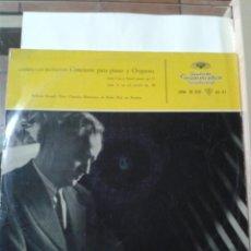 Discos de vinilo: LP BEETHOVEN. CONCIERTO PARA PIANO Y ORQUESTA. Lote 211432217