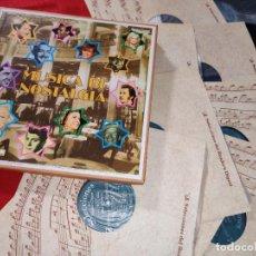 Discos de vinilo: MUSICA NOSTALGIA BOX CAJA 8LP 1978 READERS SPAIN VARTAN+ANKA+JOSELITO+PAVONE+TNT+ESQUIVEL. Lote 211432726