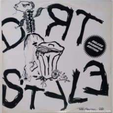 "Discos de vinilo: DJ FLARE - DIRTSTYLE DELUXE [HIP HOP / SCRATCH / TURNTABLISM] [DJ BATTEL TOOL LP 12"" 33RPM] [1997]. Lote 211435145"