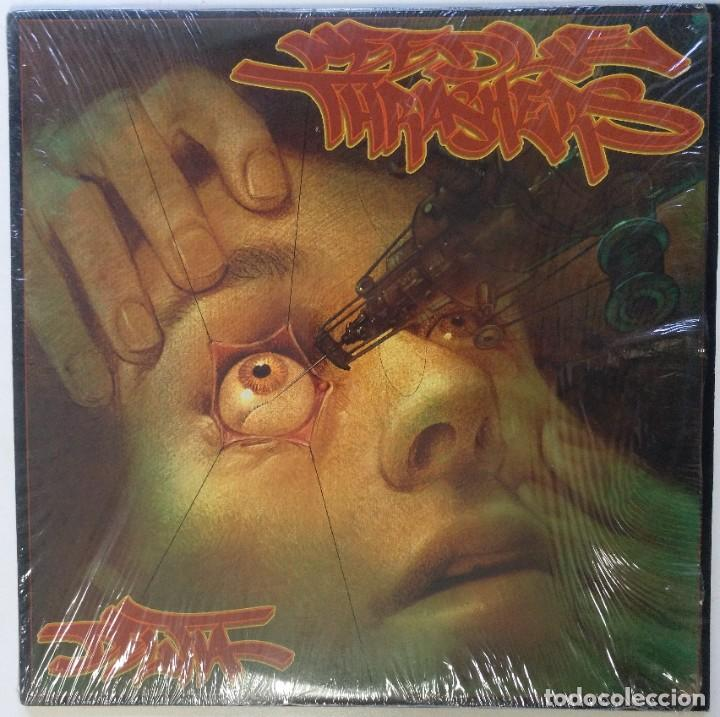"MR HENSHAW - NEEDLE THRASHERS DELTA [HIP HOP / SCRATCH / TURNTABLISM] [ORIGINAL LP 12"" 33RPM] [2004] (Música - Discos - LP Vinilo - Rap / Hip Hop)"