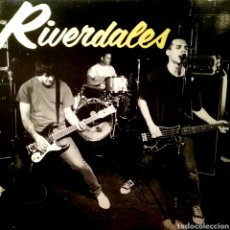 Discos de vinilo: RIVERDALES 1995 EX - SCREECHING WEASEL LOOKOUT RECORDS INCLUYE POSTER GIGANTE. Lote 211438571