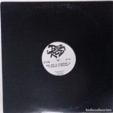 """Discos de vinilo: BIG RED & DIAMOND D - CREATED [US HIP HOP / RAP ADVANCE PROMOTIONAL COPY][ MX 12"""" 33RPM ][1995]. Lote 211439656"""