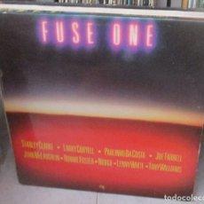 Discos de vinilo: FUSE ONE - JOHN MCLAUGHLIN, PAULINHO DA COSTA, JOE FARRELL, LENNY WHITE, L CORYELL LP 1981. Lote 211445830