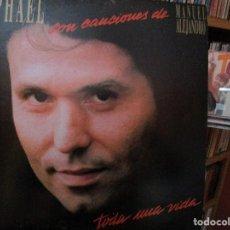 Discos de vinilo: RAPHAEL TODA UNA VIDA // HABLAME DEL MAR MARINERO / SI AMANECE / A ESA / DETENEDLA YA /.... Lote 211448321