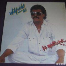 Discos de vinilo: WILFRIDO VARGAS 86 - LA MEDICINA LP ARIOLA 1986 PRECINTADO - LATIN MERENGUE SALSA. Lote 211452187