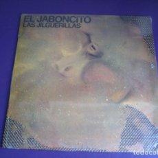 Discos de vinilo: LAS JILGUERILLAS - EL JABONCITO LP CBS 1976 PRECINTADO - MEXICO RANCHERAS - RANCHERA - SEXY COVER. Lote 211452375