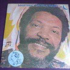 Discos de vinilo: MARTINHO DA VILA - ISABEL LP RCA 1985 - BRASIL - SAMBA - MPB - PRECINTADO. Lote 211452486