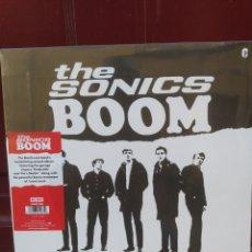 Discos de vinilo: THE SONICS, BOOM. LP VINILO NUEVO PRECINTADO. GARAGE. Lote 211453654