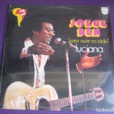 Discos de vinilo: JORGE BEN - PARA OUVIR NO RÁDIO (LUICIANA) LP PHILIPS 1977 - BRASIL - MPB - SAMBA BOSSA PRECINTADO. Lote 211454531