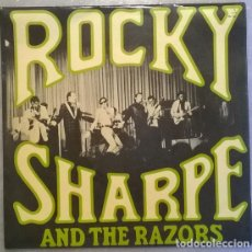 Discos de vinilo: ROCKY SHARPE & THE RAZORS. DRIP DROP/ WHAT'S YOUR NAME/ SO HARD TO LAUGH/ THAT'S MY DESIRE. UK 1976. Lote 211459169