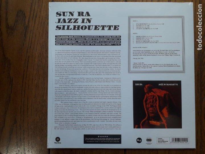 Discos de vinilo: Sun ra and his arkestra - jazz in silhouette - Foto 2 - 211460371