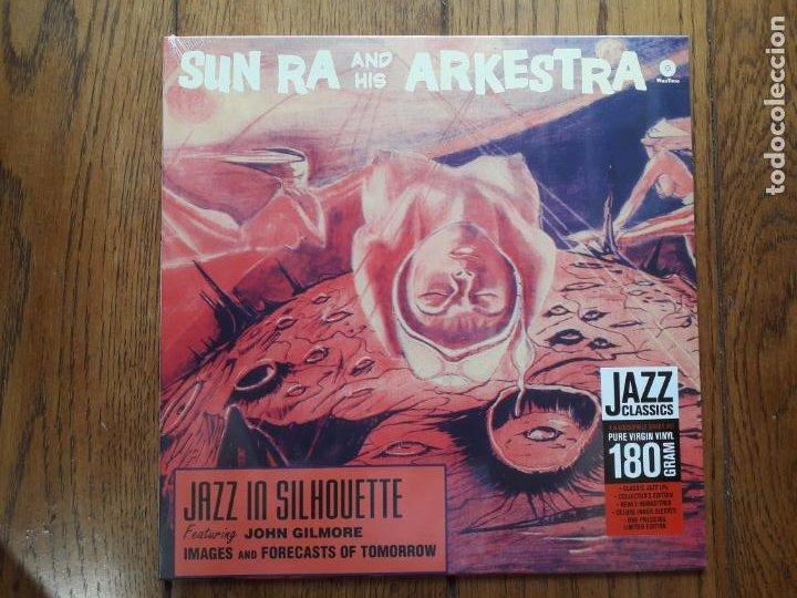 SUN RA AND HIS ARKESTRA - JAZZ IN SILHOUETTE (Música - Discos - LP Vinilo - Jazz, Jazz-Rock, Blues y R&B)