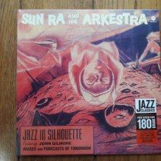 Discos de vinilo: SUN RA AND HIS ARKESTRA - JAZZ IN SILHOUETTE. Lote 211460371