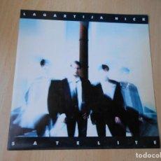 Discos de vinilo: LAGARTIJA NICK, SG, SATELITE, AÑO 1992 PROMO. Lote 211461721