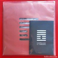 Discos de vinilo: LAGARTIJA NICK - LO IMPREVISTO LP. Lote 211464002