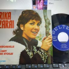 Discos de vinilo: RIKA ZARAI SINGLE L'HIRONDELLE ESPAÑA 1973. Lote 211467347