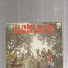 Discos de vinilo: NIÑOS DE DIOS MOMENTI. Lote 211467700