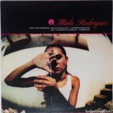 """Discos de vinilo: MALA RODRIGUEZ - YO MARCO EL MINUTO [HIP HOP / RAP] [EDICIÓN ORIGINAL LIMITADA MX 12"""" 45RPM] [2000]. Lote 211471811"""