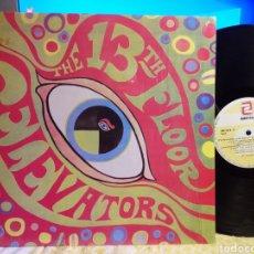 Discos de vinilo: THE 13TH FLOOR ELEVATORS PSYCHEDELIC SOUNDS OF ESPAÑA 1990 COMO NUEVO. Lote 211472384