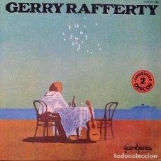 Discos de vinilo: GERRY RAFFERTY, DOBLE LP GUIMBARDA RECORDS,TRASATLANTIC, SPAIN 1978 + LIBRETO. Lote 211474165