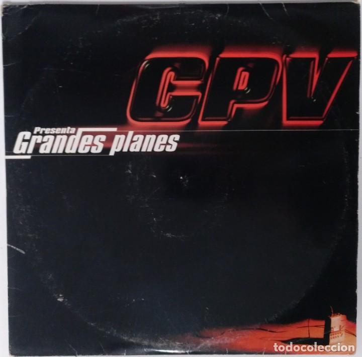 """CPV PRESENTA GRANDES PLANES [ HIP HOP / RAP / INSTR EDICIÓN ORIGINAL LIMITADA ] 3LP 12"""" 45RPM [1998] (Música - Discos - LP Vinilo - Rap / Hip Hop)"""