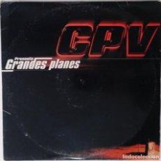 """Discos de vinilo: CPV PRESENTA GRANDES PLANES [ HIP HOP / RAP / INSTR EDICIÓN ORIGINAL LIMITADA ] 3LP 12"""" 45RPM [1998]. Lote 211475936"""