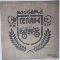 "Discos de vinilo: LA PUTA OPP - RAGGAFLÁ RMX [ HIP HOP / RAP / REGGAE ORIGINAL LIMITADA ] LP 12"" 33RPM [2003]. Lote 211477901"