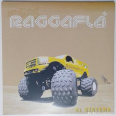 """Discos de vinilo: LA PUTA OPP - RAGGAFLÁ EL SISTEMA [ HIP HOP / RAP / REGGAE ORIGINAL LIMITADA ] 2LP 12"""" 33RPM [2002]. Lote 211478166"""