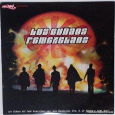 """Discos de vinilo: LA PUTA OPP - LOS CUÑAOS REMEZCLADOS [HIP HOP / RAP / REGGAE ORIGINAL LIMITADA] EP 12"""" 33RPM [2001]. Lote 211478720"""