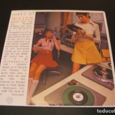 Discos de vinilo: THE MAKE UP SINGLE 45 RPM U R MY INTENDED K USA 1998. Lote 211479171