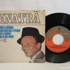 Discos de vinilo: FRANK SINATRA - OLVIDEMOS EL MAÑANA +3 - EP - 1966 - SPAIN - VG/VG. Lote 211480475