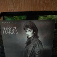 Discos de vinilo: EMMYLOU HARRIS,PROFILE II. Lote 211480489