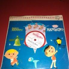 Discos de vinilo: DISCO ANIMADO BAMBINO.. SINGLE.. Lote 211480635