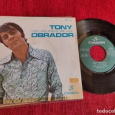 Dischi in vinile: TONI OBRADOR/ HOY /UN RAYO DE LUZ 1969. Lote 211484445