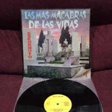 Discos de vinilo: ESKORBUTO - LA MÁS MACABRA DE LAS VIDAS LP, PRIMERÍSIMA EDICIÓN, OCASIÓN UNICA!!!. Lote 211489522