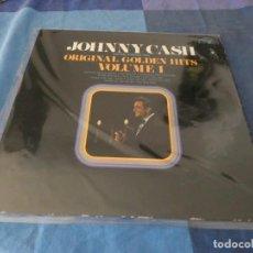 Discos de vinilo: L42 LP UK CA1970 JOHNNY CASH AND THE TENNESSEE TWO GOLDEN HITS VOL 1 MUY BUEN ESTADO. Lote 211490400