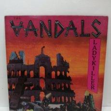 Discos de vinilo: THE VANDALS, LADYKILLER (STATIK 1985). Lote 211493895