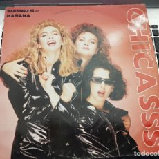 "Discos de vinilo: CHICASSS - MAÑANA (12"", MAXI) 1989. SELLO:MERCURY CAT. Nº: 872 941-1. Lote 211493904"