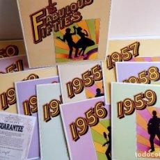 Discos de vinilo: THE FABULOUS IFTIES - ALBUM 10 VINILOS + CERTIFICADO. Lote 211496689