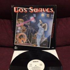 Discos de vinilo: LOS SUAVES - ESE DÍA PIENSA EN MÍ LP. Lote 211497010