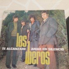 Discos de vinilo: LOS IBEROS. TE ALCANZARÉ.. Lote 211499604
