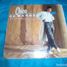 Discos de vinilo: CHICO DE BARGE. THE GIRL NEXT DOOR / YOU´RE MUCH TOO FAST. MOTOWN, 1986. IMPECABLE. Lote 211499836